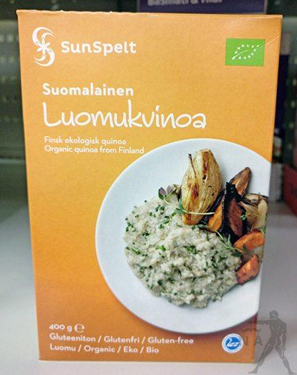 Suomalainen kvinoa