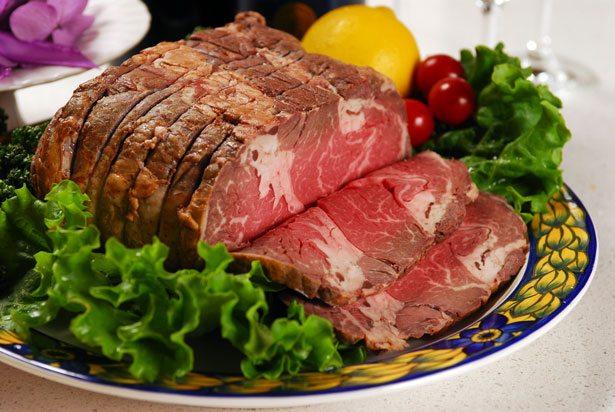 Pihvistä saatava proteiini on laadukasta. Kuva: