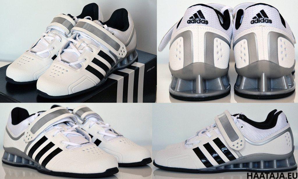Adidas Adipower -painonnostokengät
