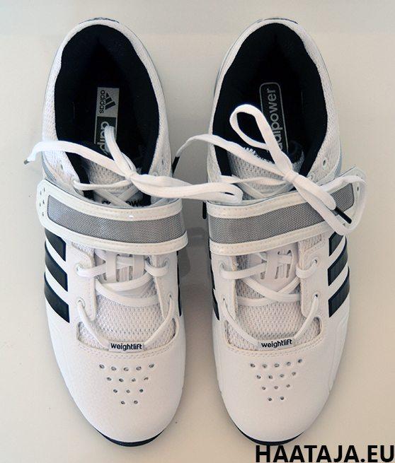 Adidas Adipower ylhäältä