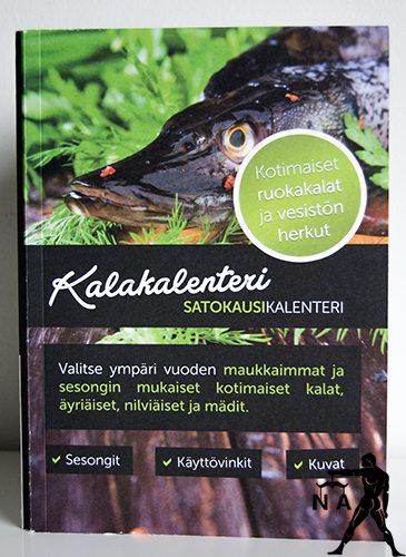 Satokausikalenteri kalakalenteri