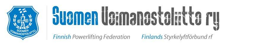 Suomen voimanostoliitto eli SVNL on yksi IPF:n kansallisista liitoista