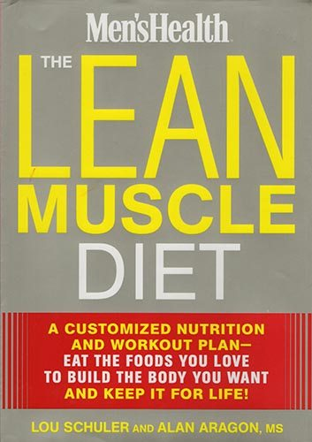 The Lean Muscle Diet kansi
