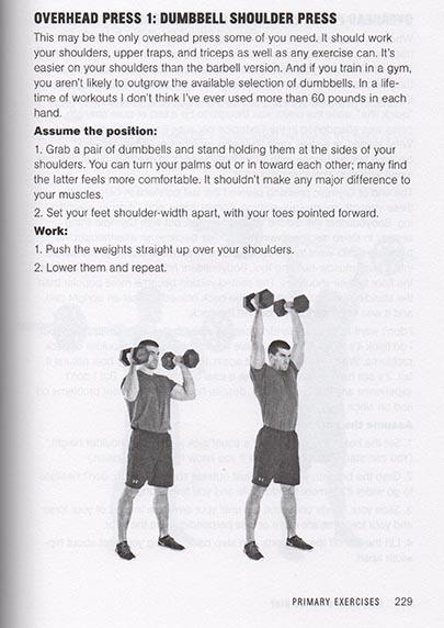 The Lean Muscle Diet liike-esimerkki