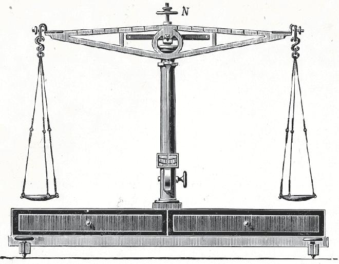 Vaakakuppi. Kuva: Kogo / Wikimedia Commons