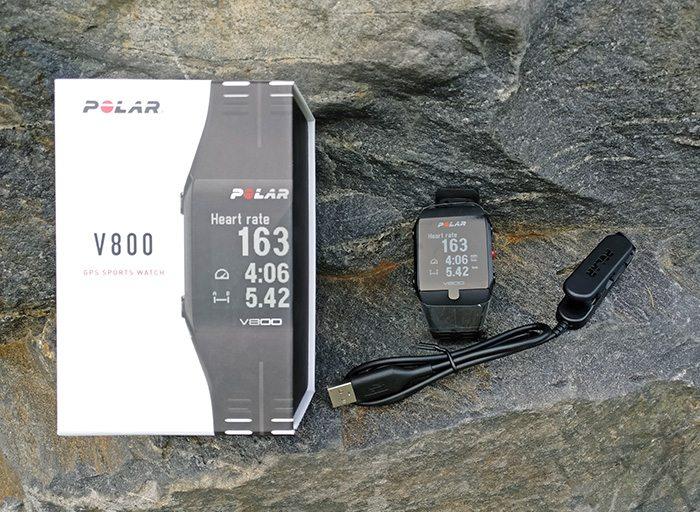 Polar V800 arvostelu – kuva 1