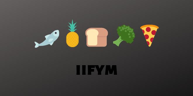 IIFYM kansikuva