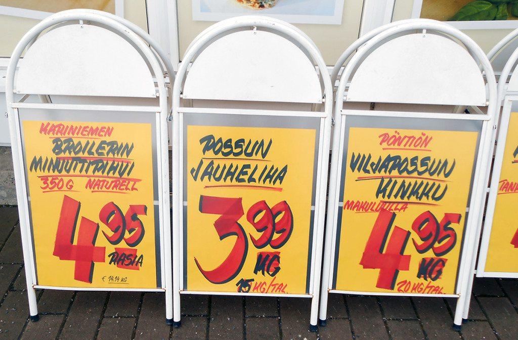 Makkarakauppa tarjoukset