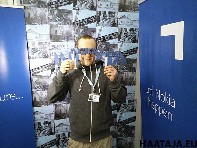 Nokian juhlintaa