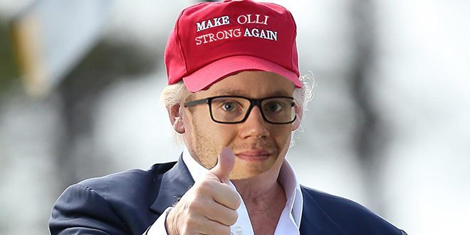 Make Olli Strong Again