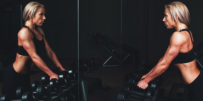 Fitnesstutkimus ultrasyväanalyysissa: kisadieetin vaikutus naiskisaajiin