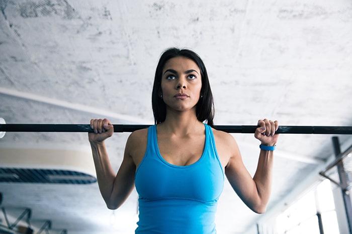 Fitness-saliharjoittelu